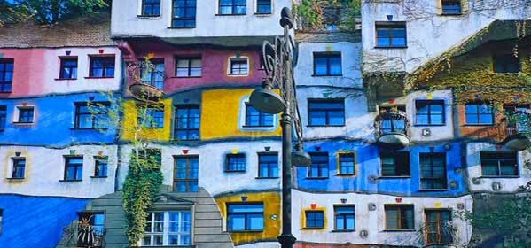 Things to do in Vienna - Hundertwasserhaus