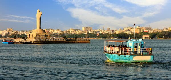 Things to do in Hyderabad - Hussain Sagar