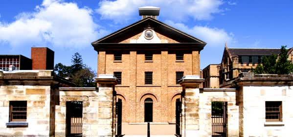 Things to do in Sydney - Hyde Park Barracks