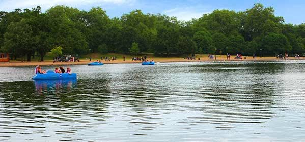 Things to do in London - Hyde Park