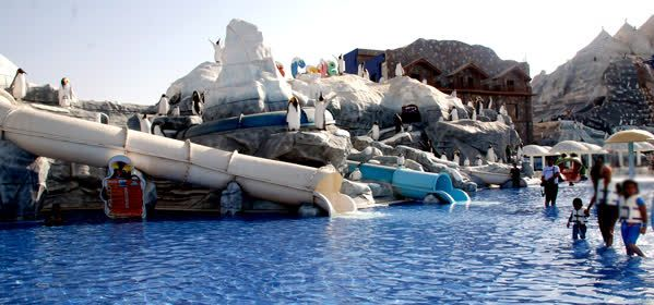 Things to do in Ras al Khaimah - Ice Land Water Park