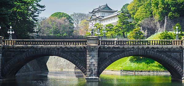 Things to do in Tokyo - Imperial Palace