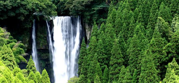 Things to do in Kagoshima - Inukai falls