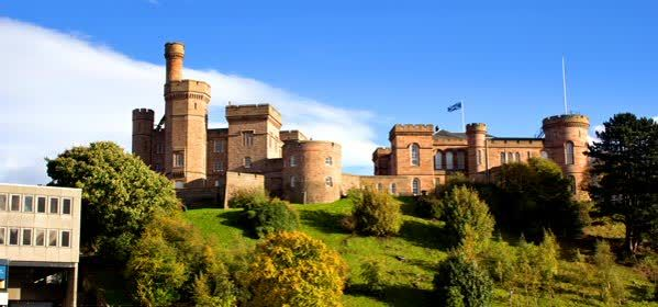 Things to do in Inverness - Inverness Castle