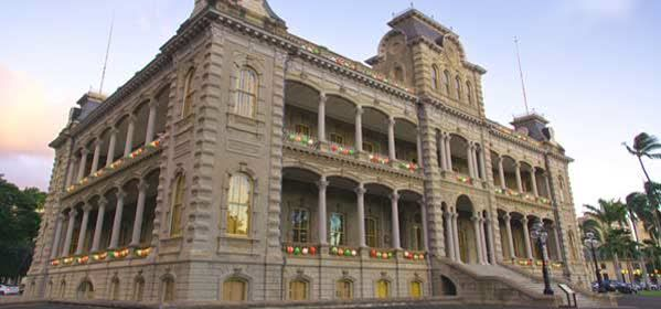 Things to do in Honolulu - Iolani Palace