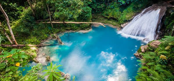 Things to do in Ocho Rios - Irie Blue Hole