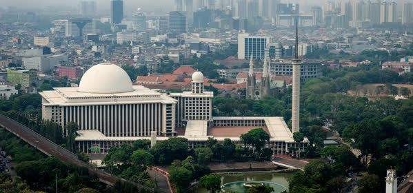 Things to do in Jakarta - Istiqlal Mosque