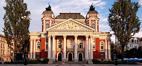 Things to do in Sofia - Ivan Vazov National Theatre