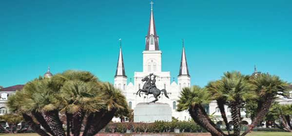 Things to do in New Orleans - Jackson Square