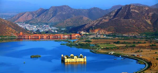 Things to do in Jaipur - Jal Mahal