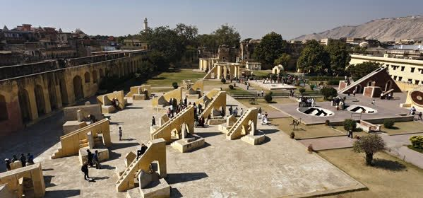 Things to do in Jaipur - Jantar Mantar