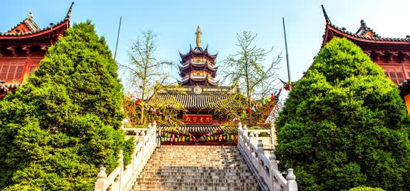 Things to do in Nanjing - Jiming Temple