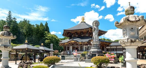 Things to do in Sendai - Jyogisan Saihoji temple