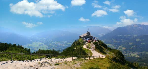 Things to do in Berchtesgaden - Kehlsteinhaus