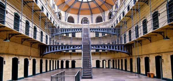 Things to do in Dublin - Kilmainham Gaol