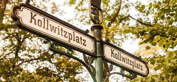 Things to do in Berlin - Kollwitzplatz