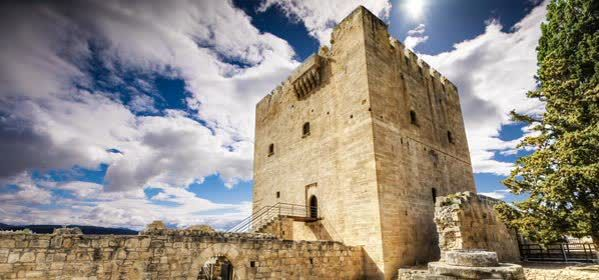 Things to do in Limassol - Kolossi Castle