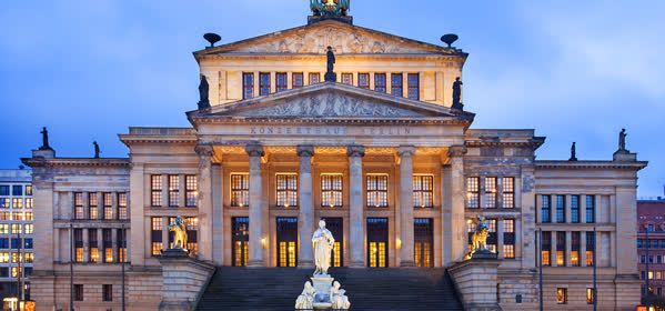 Things to do in Berlin - Konzerthaus - Opera House
