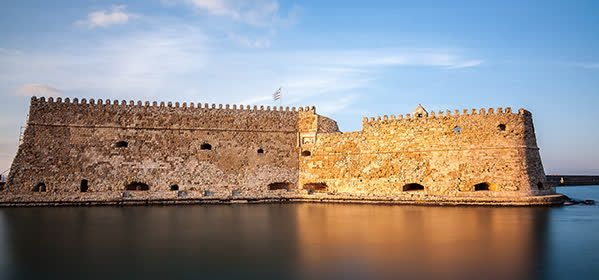 Things to do in Heraklion (Crete) - Koules Venetian Fortress