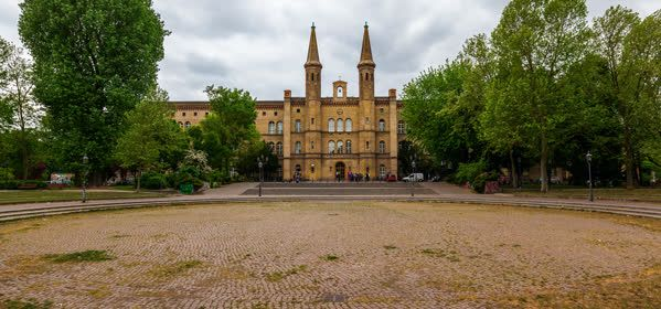 Things to do in Berlin - Künstlerhaus Bethanien