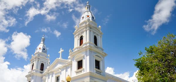 Things to do in Ponce - La Guadalupe cathedral