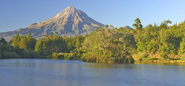 Things to do in New Plymouth - Lake Mangamahoe