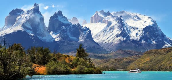 Things to do in Torres del Paine  - Lake Pehoe