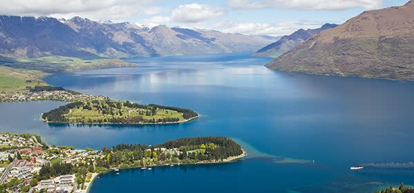Things to do in Queenstown - Lake Wakatipu