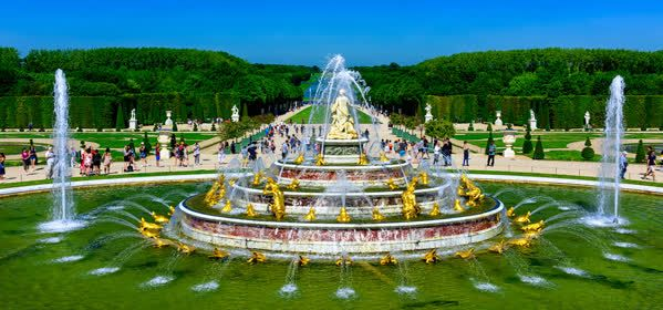 Things to do in Chateau de Versailles - Latona Fountain and Parterre (Parterre de Latone)