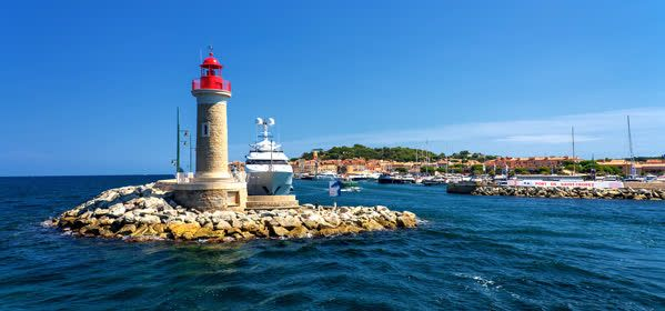 Things to do in Saint Tropez - Le Phare (Lighthouse)