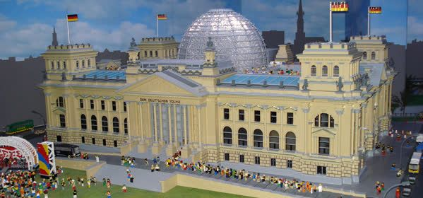 Things to do in Berlin - Legoland Discovery Centre