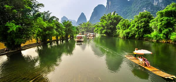 Things to do in Guilin - Li River
