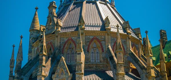 Things to do in Ottawa - Library of Parliament
