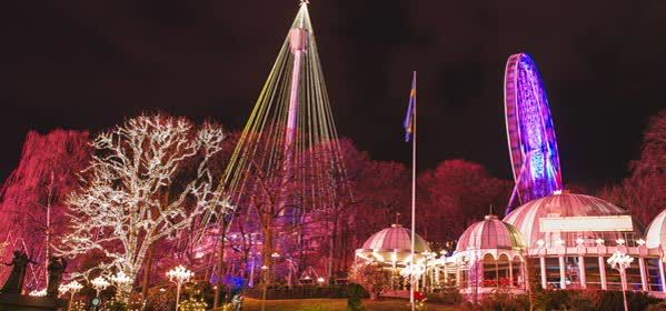 Things to do in Gothenburg - Liseberg