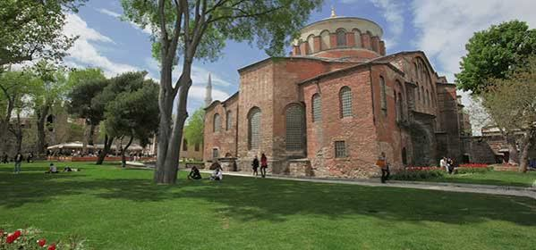 Things to do in Istanbul - Little Hagia Sophia