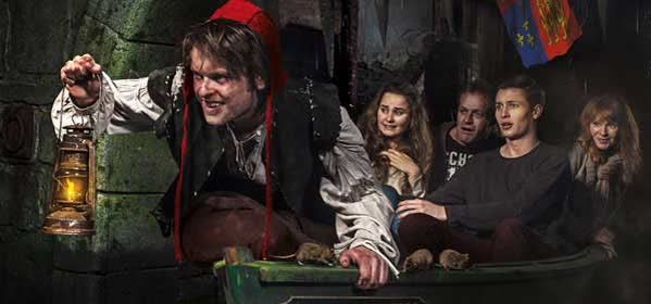 Things to do in London - London Dungeon