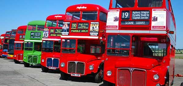 Things to do in London - London Transport Museum