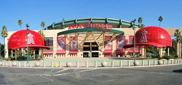Los Angeles Angels Stadium