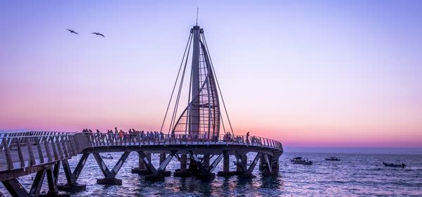 Things to do in Puerto Vallarta - Los Muertos Pier