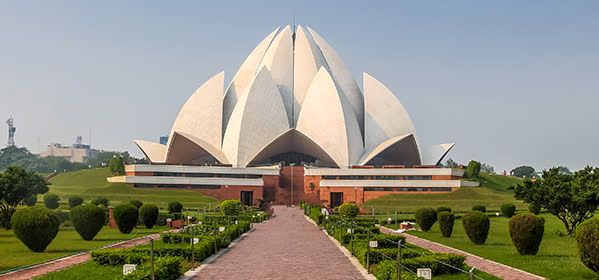Things to do in Delhi - Lotus Temple