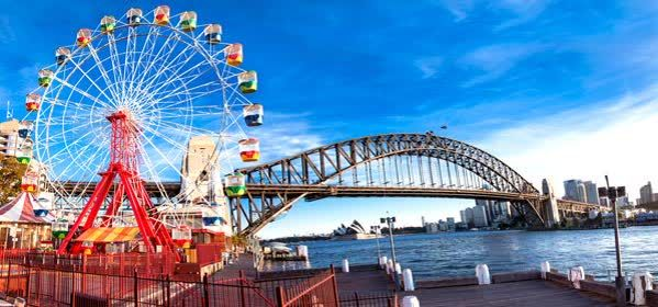 Things to do in Sydney - Luna Park Sydney