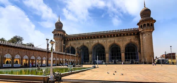 Things to do in Hyderabad - Makkah Masjid