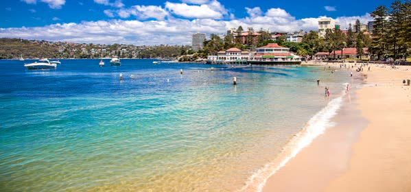 Things to do in Sydney - Manly Beach