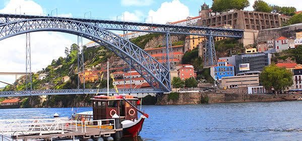 Things to do in Porto - Maria Pia Bridge