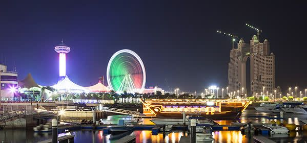 Things to do in Abu Dhabi - Marina Eye