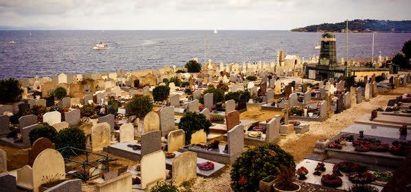 Things to do in Saint Tropez - Marine Cemetery