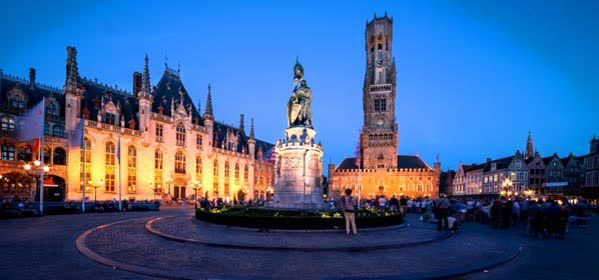Things to do in Bruges - Markt