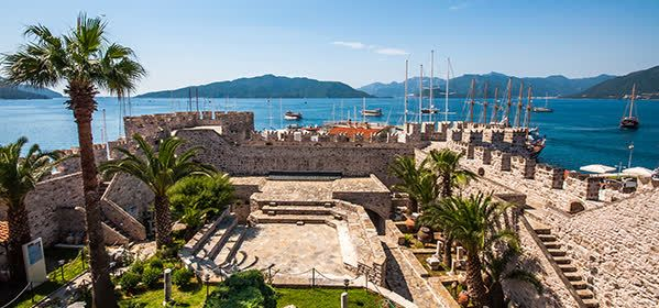 Things to do in Marmaris - Marmaris Castle