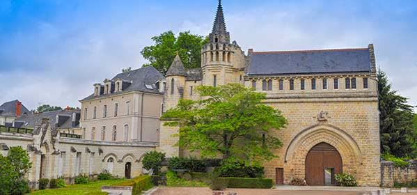 Things to do in Tours - Marmoutier Abbey