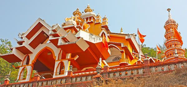 Things to do in Goa - Maruti Temple (Panjim)
